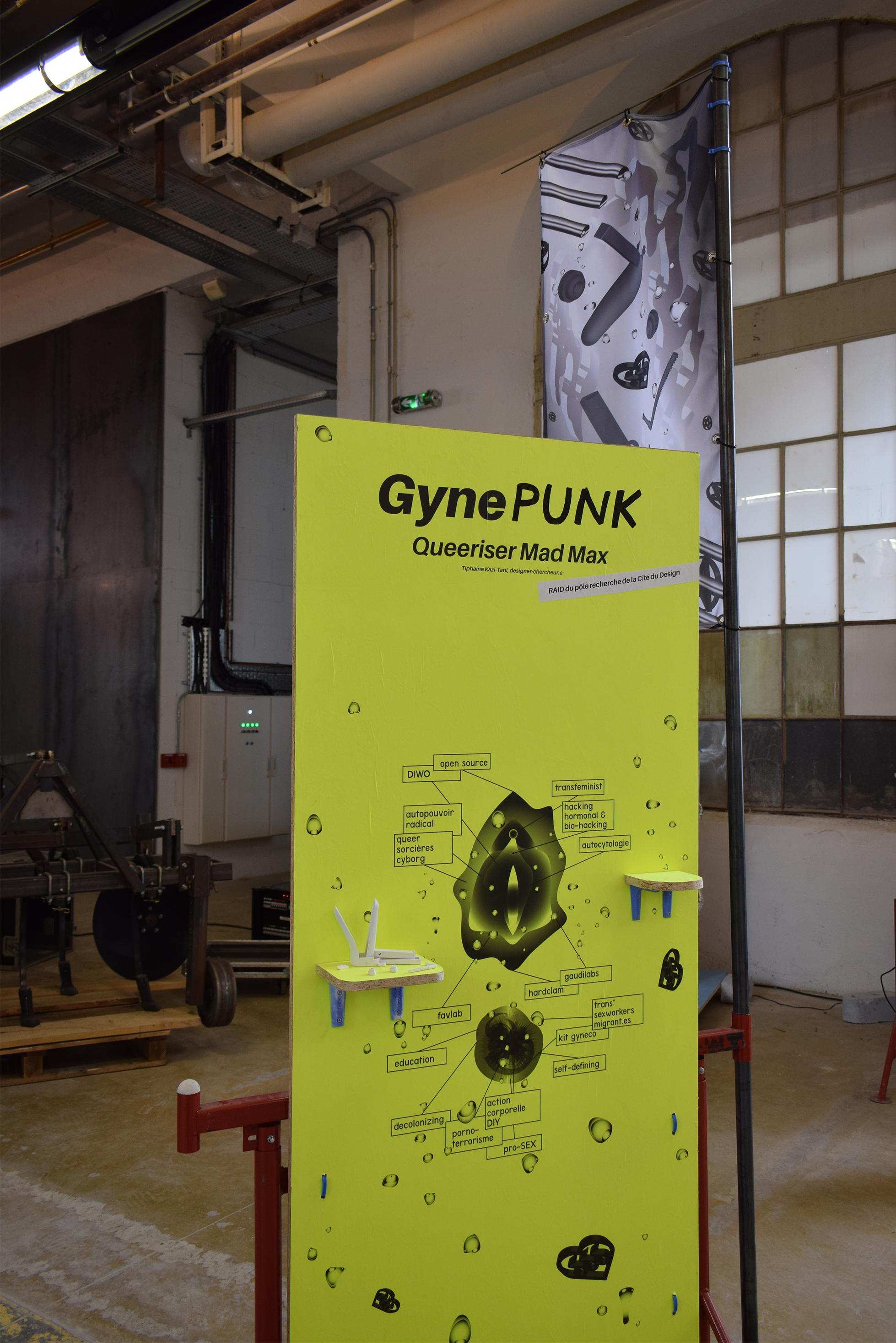 GynePunk Banner